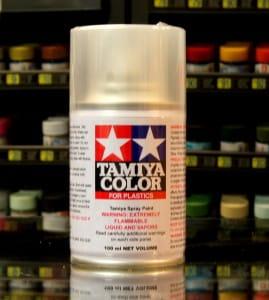 Tamiya 85026 TS-26 Pure White 100 ml